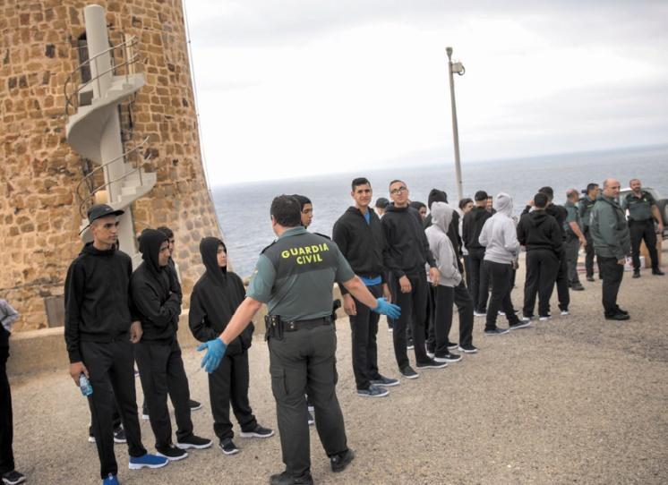 Mineurs marocains non accompagés : Un souci majeur
