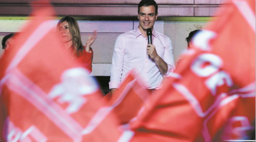 Le come-back enchanteur du PSOE
