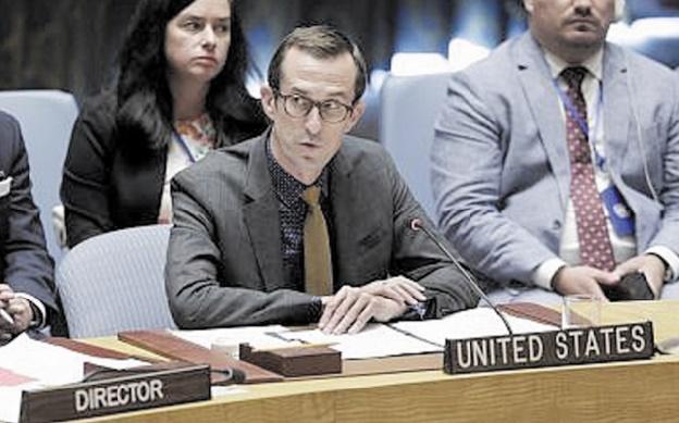 Les Etats-Unis rappellent l'importance d'une solution réaliste, praticable et durable