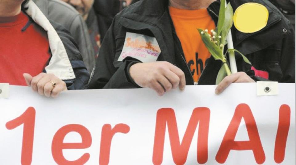 Un 1er Mai avec des syndicats en rangs dispersés