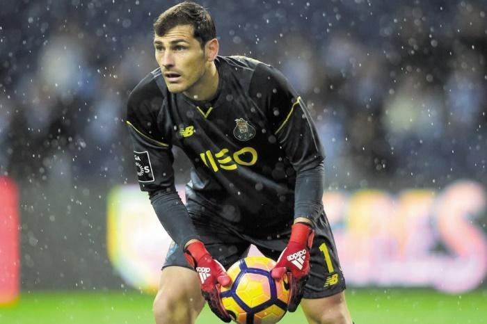 Casillas hospitalisé après un infarctus