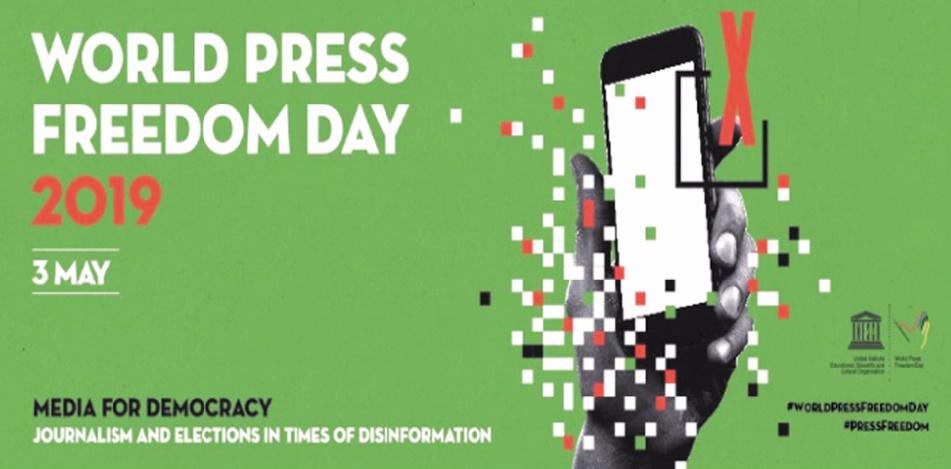 Célébration de la Journée mondiale de la liberté de la presse