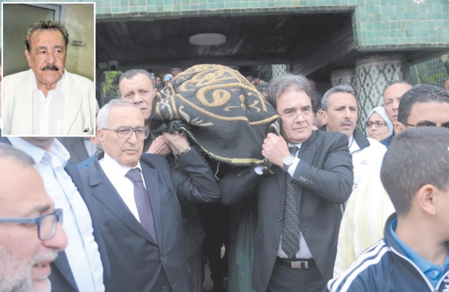Décès du militant Mohamed Benhamou El Kamili