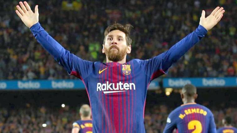 Messi, chef d'orchestre et chef de bande