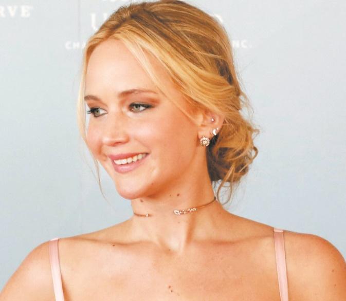 Jennifer Lawrence est de retour au cinéma