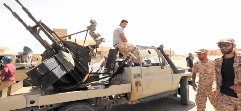En Libye, impasse militaire et luttes d'influence étrangères