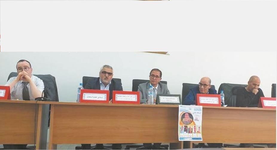 """Tayeb Biad signe son nouveau livre """"Presse et Histoire"""""""