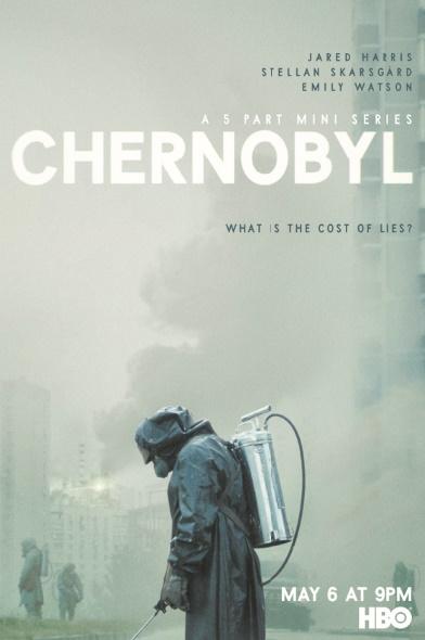 """""""Chernobyl"""", une mini-série qui dénonce le déni de la science"""
