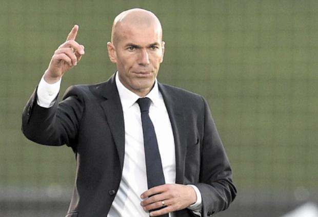 Zidane remobilise son Real
