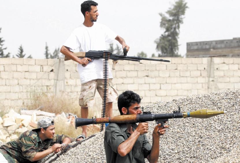 La Libye plus que jamais embourbée dans le chaos