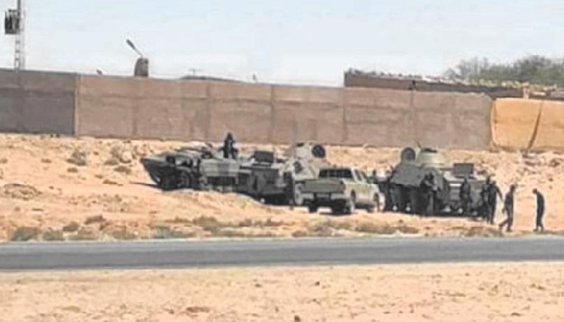 Le Polisario provoque de nouveau l'ONU