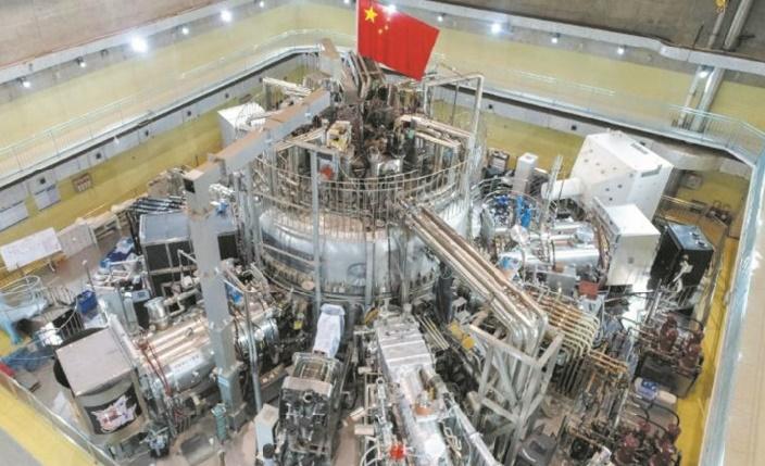 Fusion nucléaire : La Chine s'échauffe au soleil artificiel de demain
