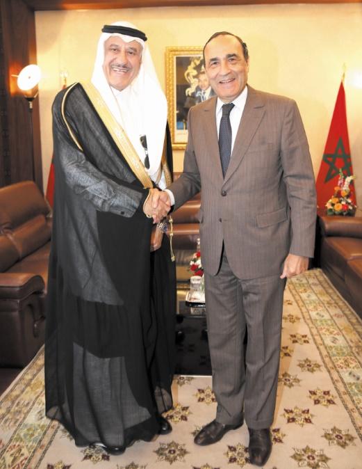 Soutien de l'Arabie Saoudite à l'intégrité territoriale du Maroc