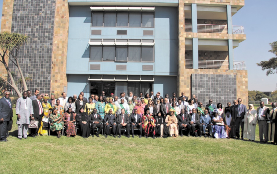 Participation remarquée des afro-députés marocains aux travaux du Parlement panafricain