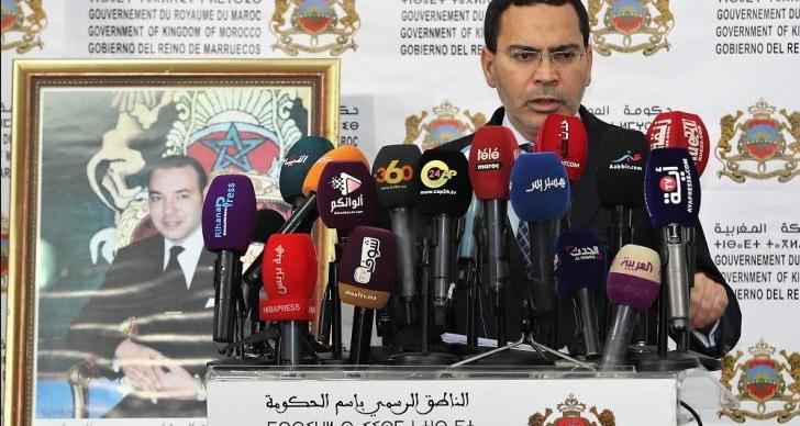 Mustapha El Khalfi : La résolution 2468 a mis un terme à l'illusion d'une prétendue responsabilité du Polisario à l'Est du mur