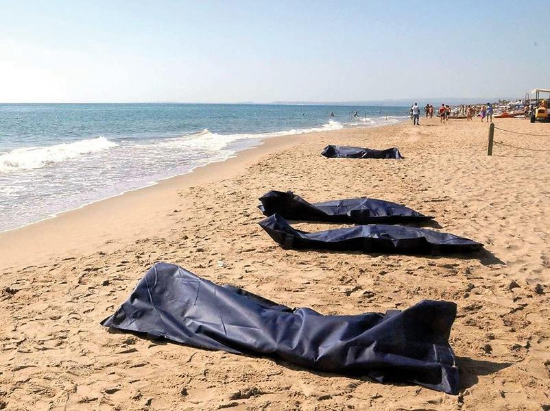 Le rêve de 70 migrants irréguliers, dont des Marocains, finit en cauchemar
