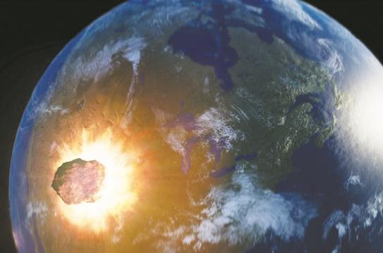 Et si un astéroïde fonçait sur la Terre ?