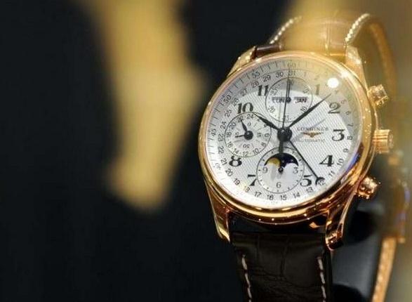 Insolite : Fini les montres en or