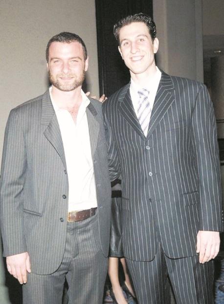 Stars de la même famille : Liev and Pablo Schreiber