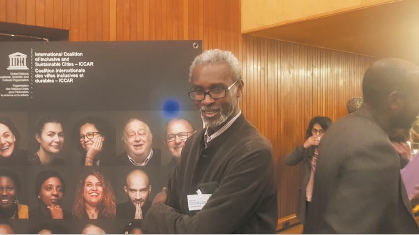 Mactar Ndoye : Le racisme infecte malheureusement tous les continents et toutes les régions du monde