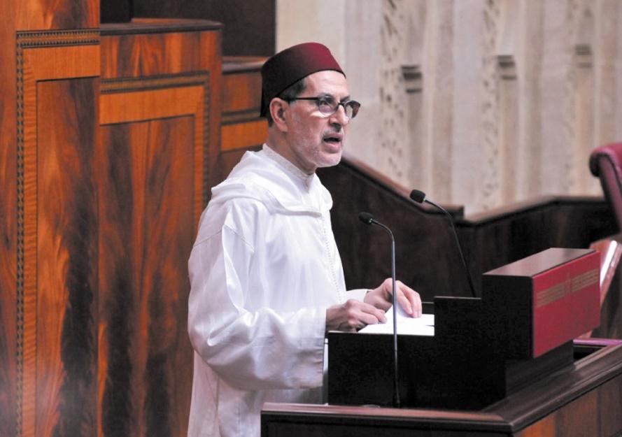 Le satisfecit de Saâd Dine El Otmani : De multiples réalisations et indicateurs positifs à la clé