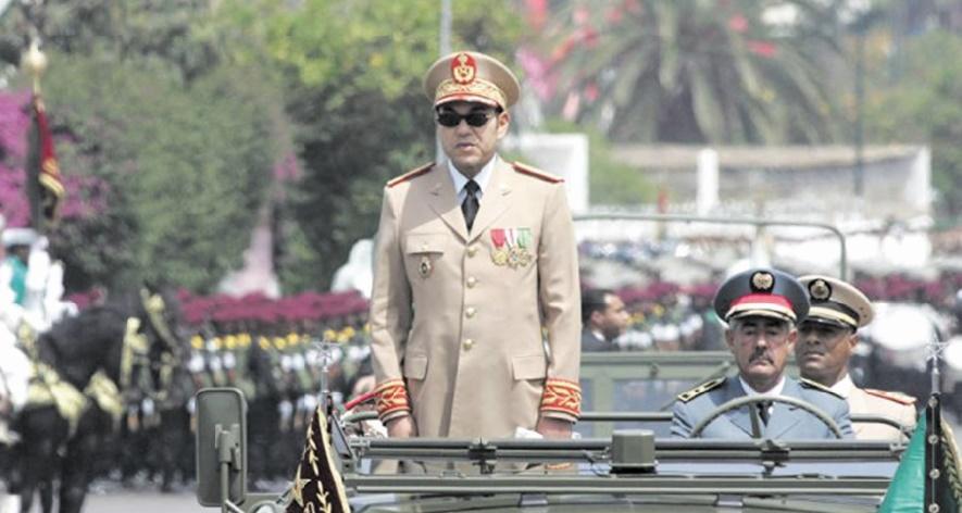 S.M le Roi adresse un ordre du jour aux Forces Armées Royales à l'occasion du 63ème anniversaire de leur création