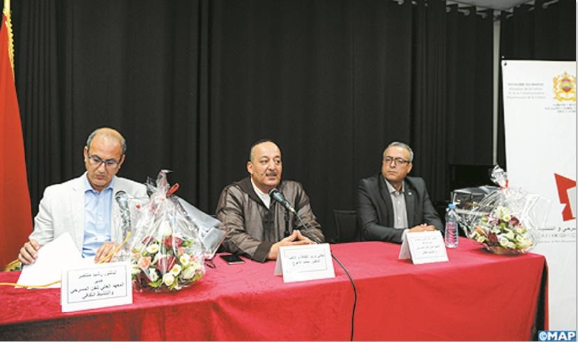 Le ministère annonce l'ouverture prochaine de dix salles de théâtre dans l'ensemble des régions du Royaume