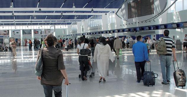 Plus de 2,3 millions de passagers ont transité par les aéroports marocains en avril