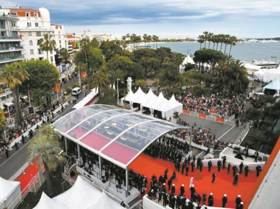 """Le Festival de Cannes, un """"immense gâchis environnemental"""""""