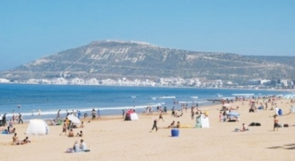 Les touristes marocains boostent la destination Agadir