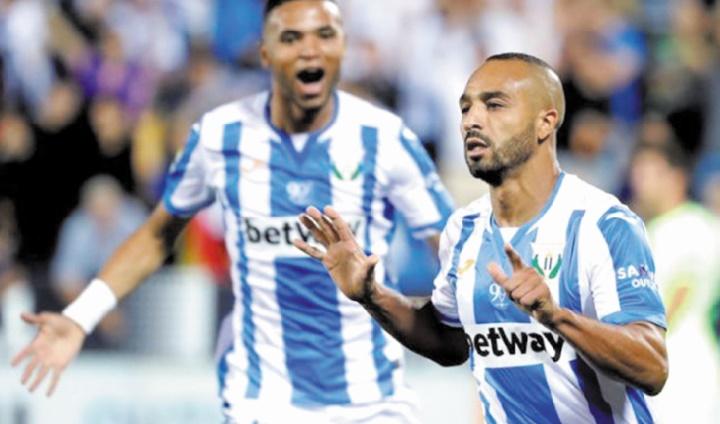Nabil El Zhar résilie son contrat avec Leganés