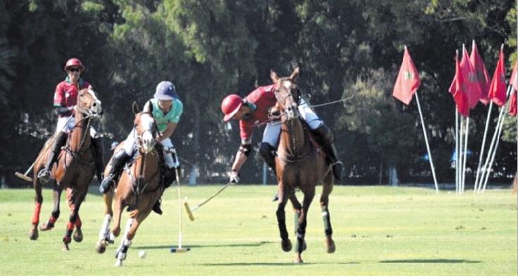Trophées Mohammed VI de polo et Hassan II des arts équestres