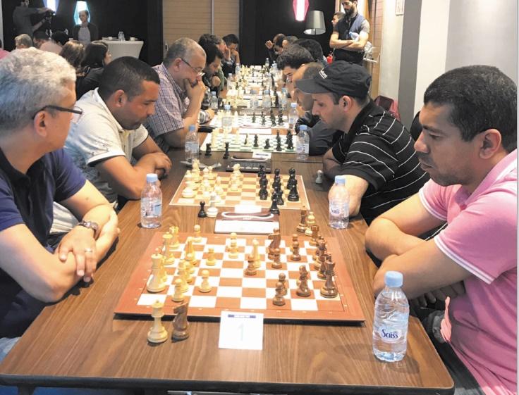 Distinction de Chafik Al Idrissi
