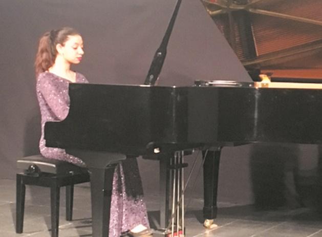 La Marocaine Nour Ayadi remporte le Grand prix Cortot de piano
