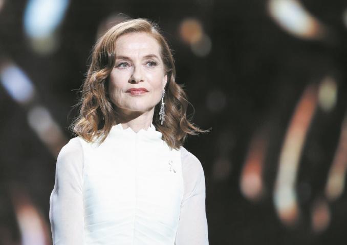 Isabelle Huppert en femme violente dans Greta