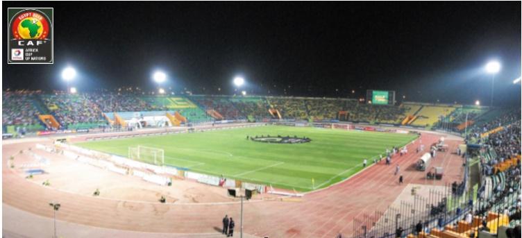 Assalam, le stade où se produira l'EN