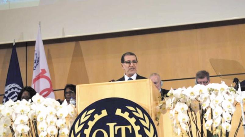 108ème session de l'OIT à Genève
