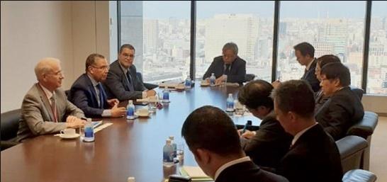 Les sociétés japonaises s'intéressent aux secteurs de l'électricité et de l'eau au Maroc