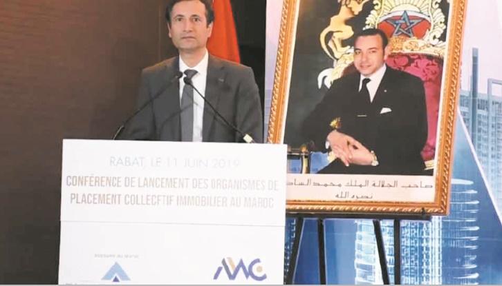 Lancement des activités des organismes de placement collectif immobilier au Maroc