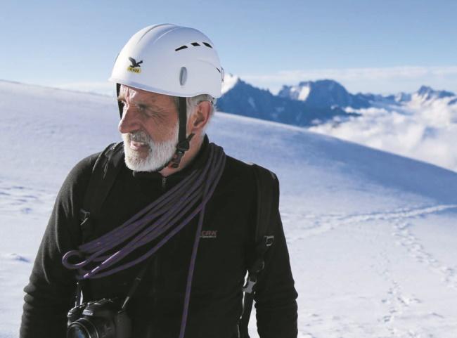 Jean-Marc Rochette, promis aux cîmes, rattrapé par la BD