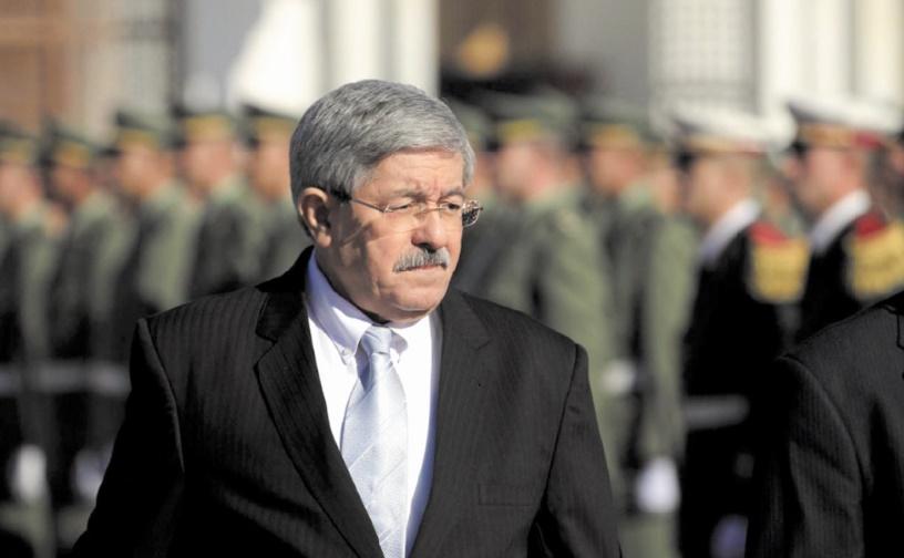 L'ex-Premier ministre algérien Ouyahia écroué