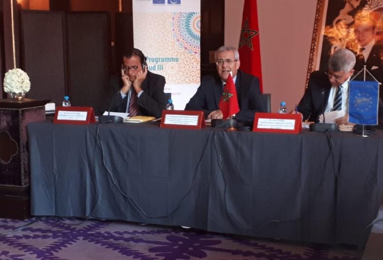 Ouverture à Marrakech des travaux d'un séminaire régional au profit de hauts cadres de l'administration issus de la région MENA