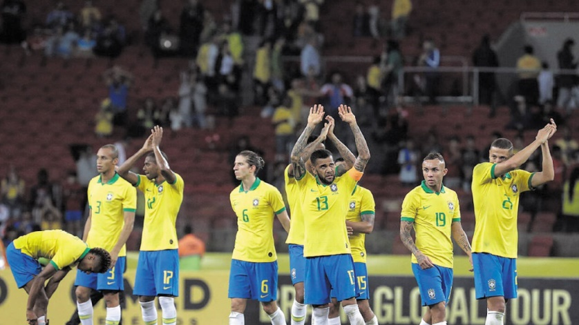 Copa America : Le Brésil en reconquête sans Neymar