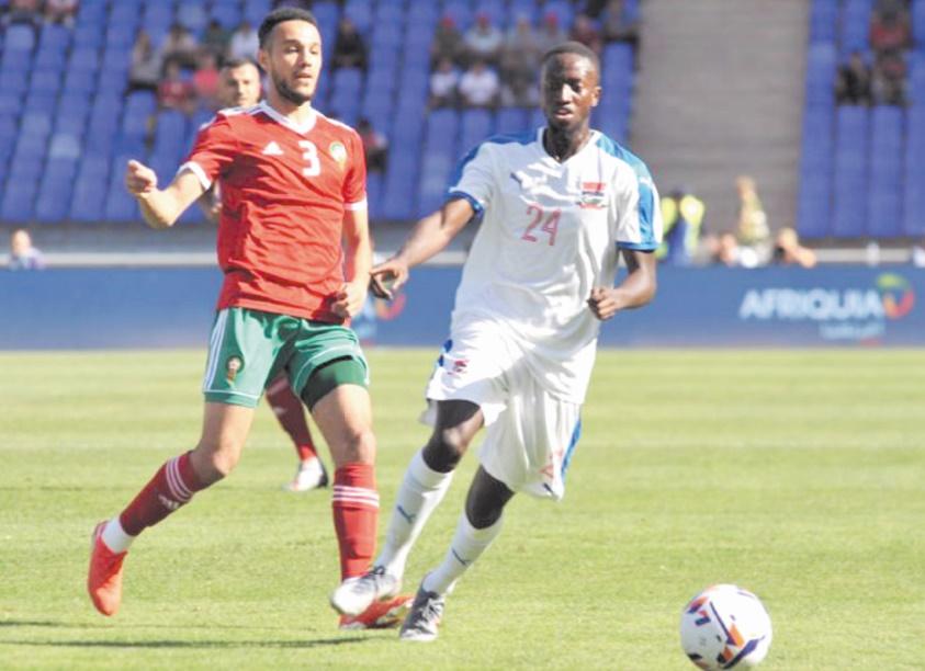 La Zambie, un sérieux test pour l'EN avant le choc contre la Namibie