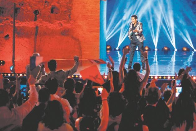 """""""Marrakech du Rire"""" : Une soirée de folie et de grand délire avec la Troupe du Jamel Comedy Club"""
