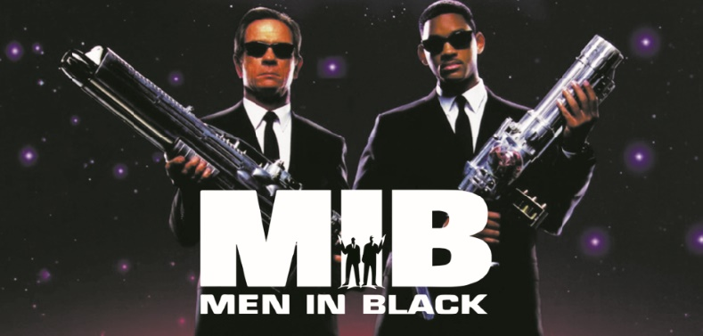 "Les ""Men in Black"" en tête du box-office"