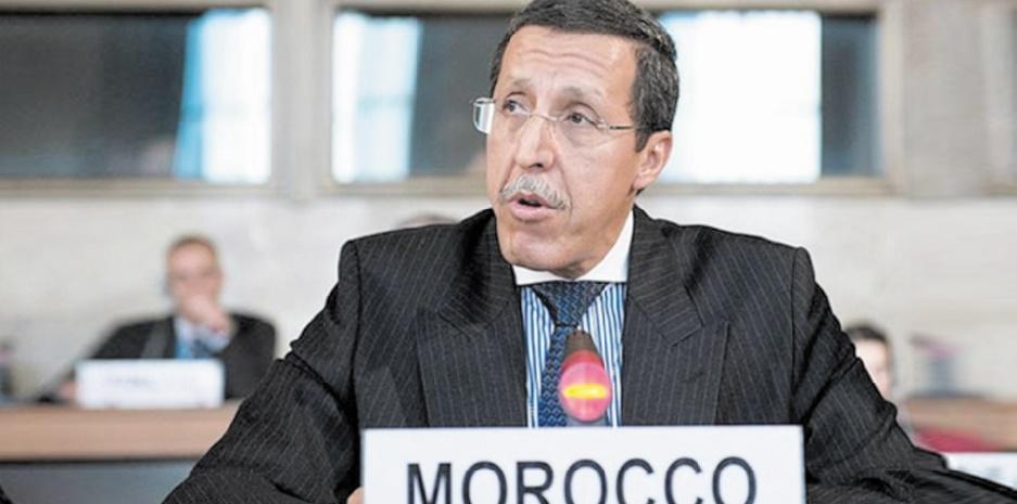 Omar Hilale : Pas de solution à la question du Sahara en dehors de la souveraineté du Maroc, de son intégrité territoriale et de son unité nationale