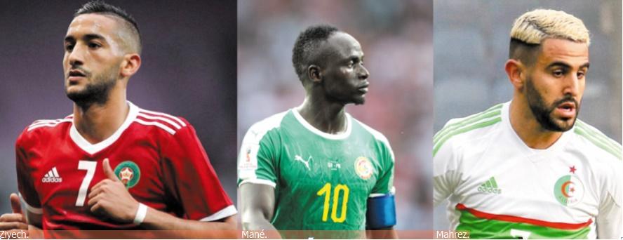 Des stars africaines aspirent à conduire leurs pays vers la gloire