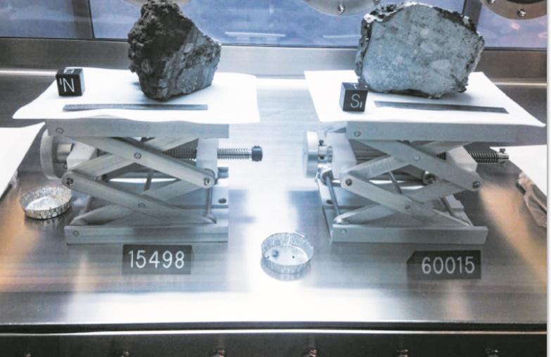 Les fragments de Lune d'Apollo ont transformé la connaissance de l'univers