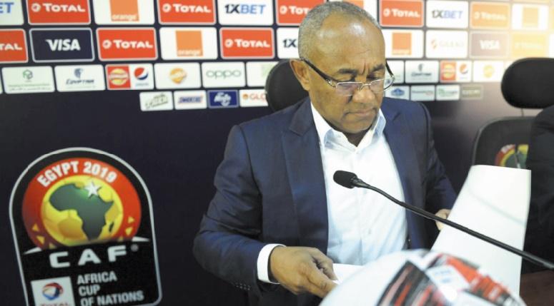 Ahmad Ahmad à la barre, mais sous tutelle de la Fifa